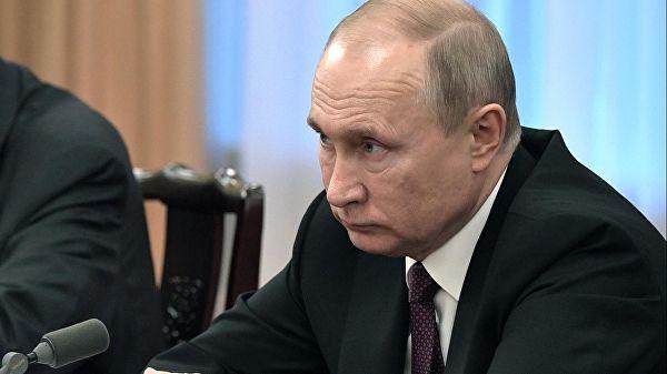Путин не искључује операције против терориста у сиријском Идлибу