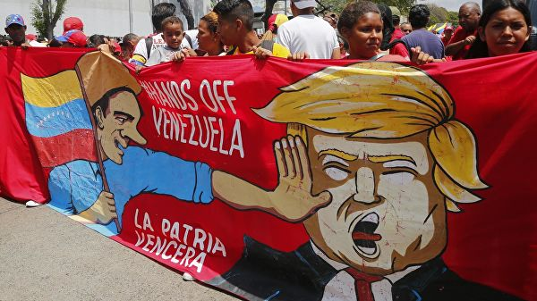 Косачов: Русија ће сваки сценарио америчког војног мешања у Венецуелу сматрати агресијом