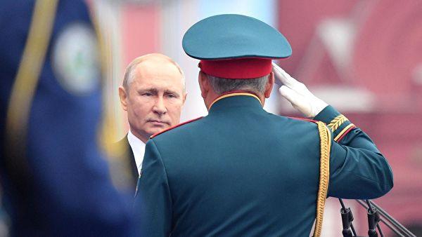 Путин: Русија спремна да испуни завет војника Великог отаџбинског рата