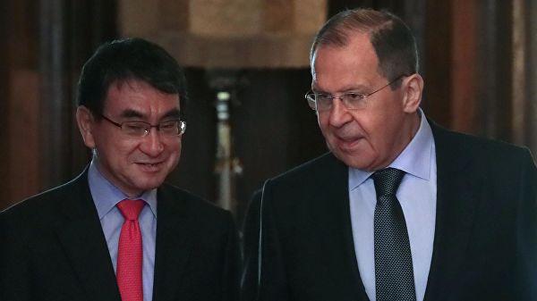 Лавров: Закључивање мировног споразума са Јапаном могуће постићи само дуготрајним радом
