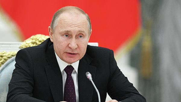 Путин: Кључни задатак ВКС-а повећање нивоа контроле над ваздушним простором