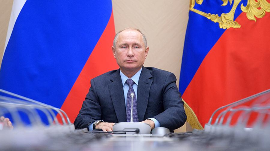 Путин одобрио нову доктрину енергетске безбедности