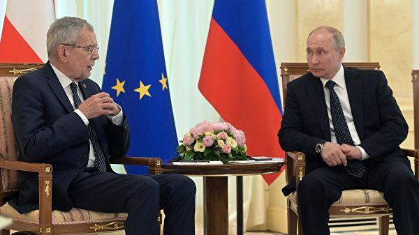 Путин: Покушаји САД-а да униште споразуме и пројекте који укључују Русију су манифестација нелојалне конкуренције