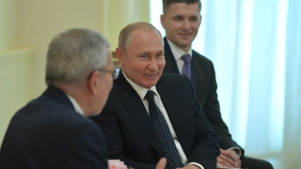 Путин упоредио улогу Русије у свету са ватрогасном бригадом