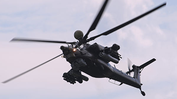 Путин: Неопходно до 2028. ставити у службу 100 нових хеликоптера Ми-28НМ
