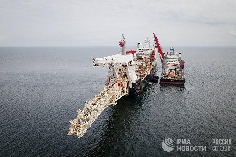 "Лавров и Мас разговарали о изградњи гасовода ""Северни ток 2"""