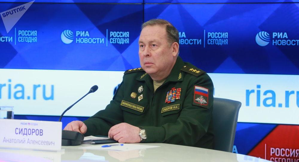Сидоров: Главни извор терористичке претње у средњој Азији тренутно је Авганистан