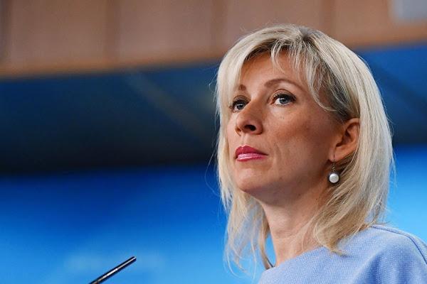 Zaharova: Zapadu traži put destabilizacije situacije u Siriji umesto mirnom rešenju