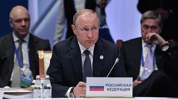 Путин Данас донета одлука о споразуму о слободној трговини са Србијом и ЕЕЗ