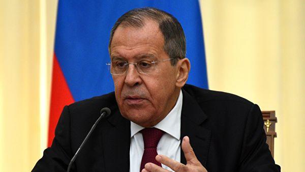 Лавров: Руска војска активности спроводи на сопственој сувереној територији