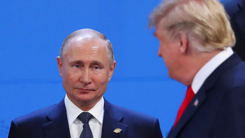 """РТ: """"Ми смо стрпљива земља"""": Путинов портпарол каже да је Кремљ заинтересован за разговоре с Трампом"""