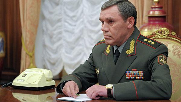 Герасимов и Волтерс разговарали о односима Русије и НАТО-а и ситуацији у Европи