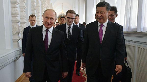 Путин: Посета Ђинпинга допринеће развоју међудржавних односа