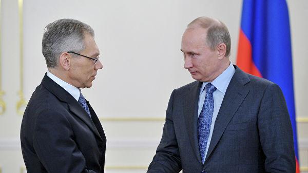 Путин именовао новог амбасадора у Србији