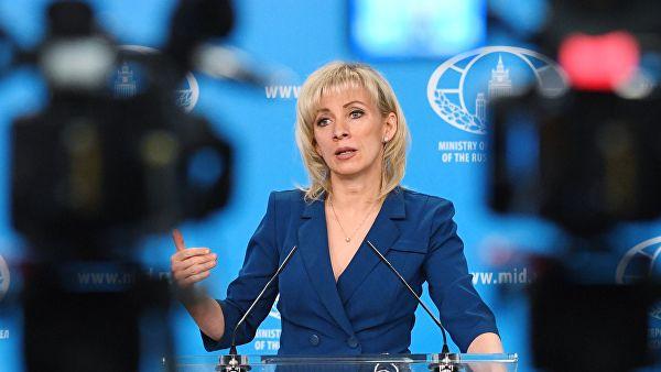 Закхарова коментарисала Болтонове речи о ширењу гласина од стране Русије