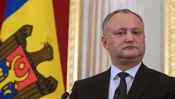 Русија ће подржати председника Молдавије