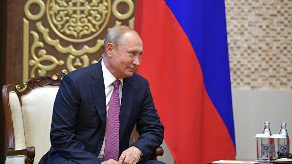 Путин: Евроазијско партнерство треба да буде изграђено без политичког и економског егоизма