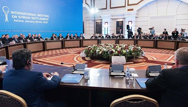 Москва позвала Ирак и Либан да буду посматрачи на преговорима о Сирији