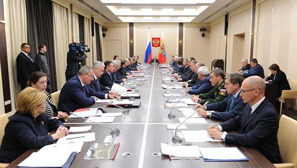 Савет безбедности Русије разматрао ситуацију у Грузији и у Персијском заливу