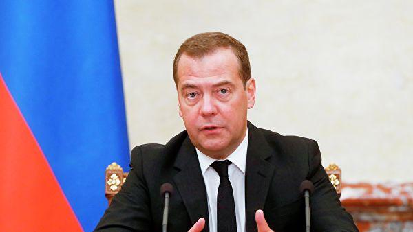 Медведев: Жалосно је то што ради председник Грузије