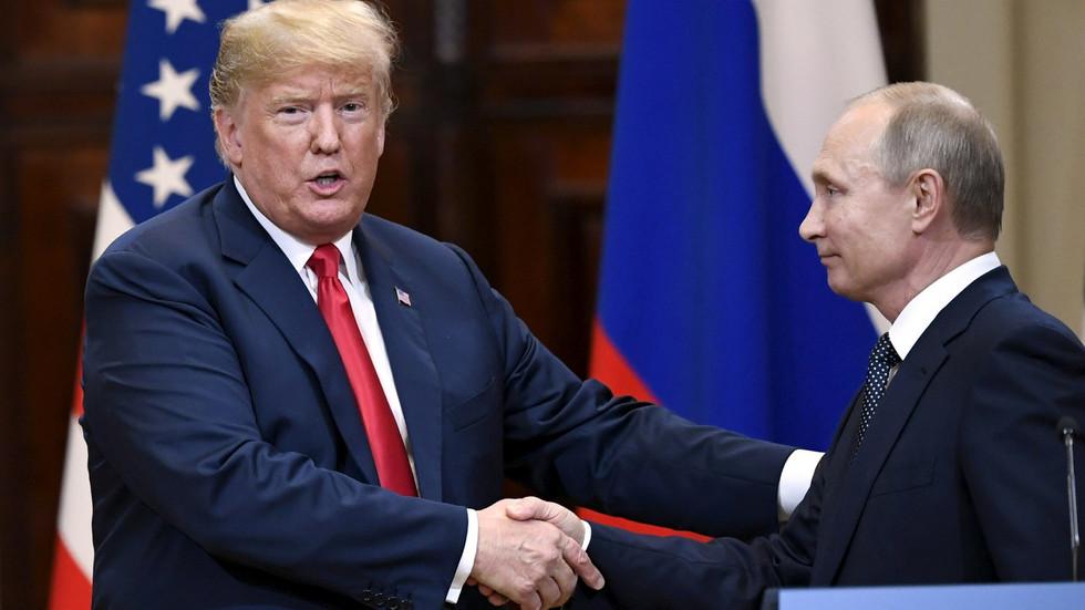 """РТ: Трамп не може """"преокренути"""" Русију да прихвати амерички став о Ирану и Венецуели - Путин"""