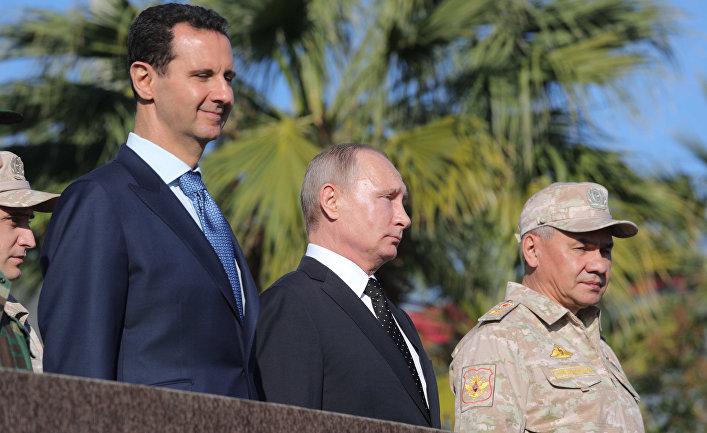 Путин: Сачували смо сиријску државност, нисмо допустили хаос