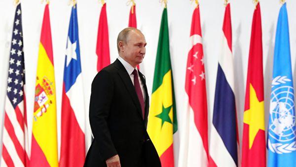 """""""Ставови Русије, Индије и Кине су по мноштву међународних питања веома блиски или исти"""""""