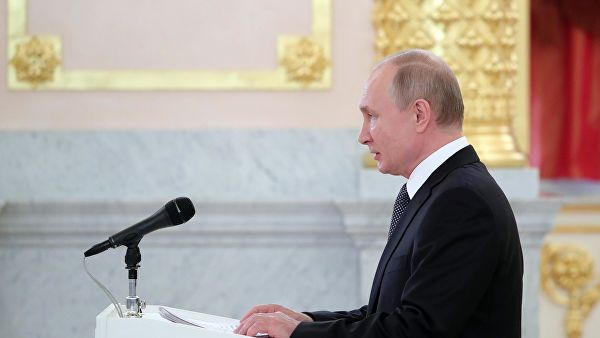 Путин: Русија отворена за обострано корисну сарадњу са свим државама, без изузетка, на принципу једнакости