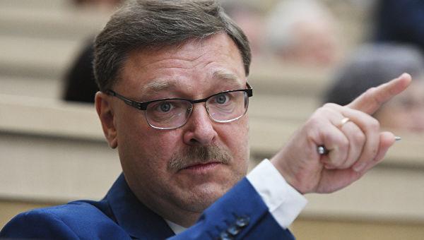 Косачов: Став Запада има за циљ да обузда, изолује и дискредитује Русију