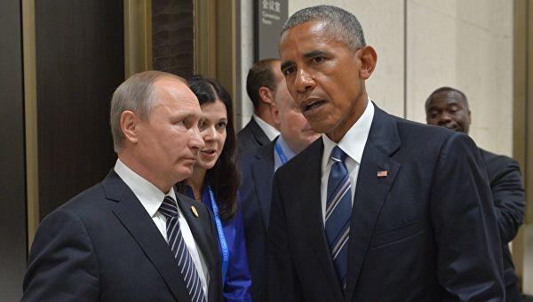 Путин: Обама није испунио споразуме о Украјини