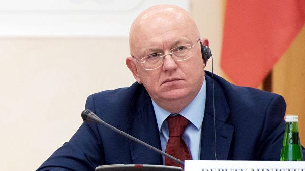 Небензја: Усвајање закона о језику у Украјини није унутрашња ствар Кије