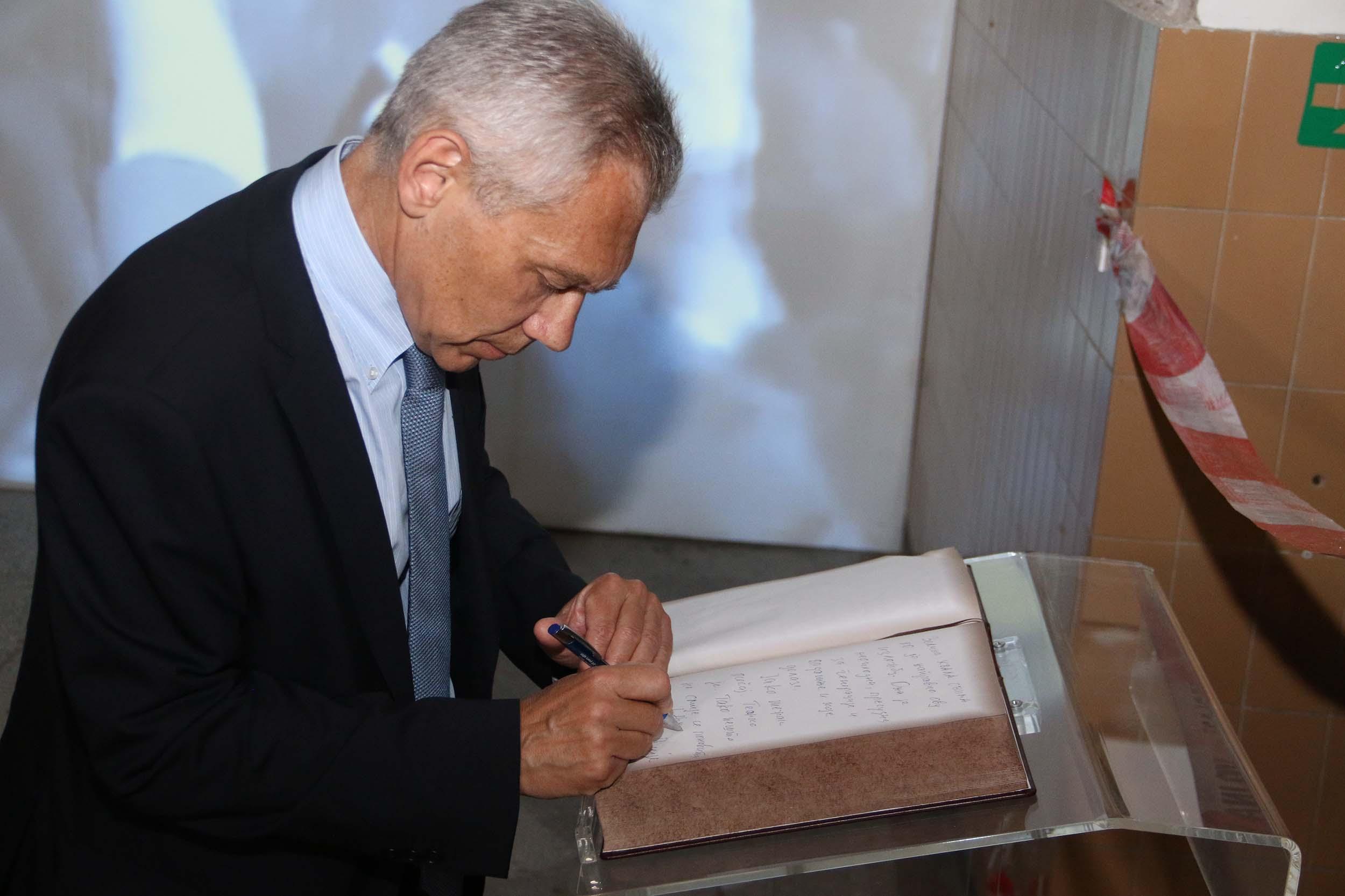 Боцан-Харченко: Договор Београда и Приштине могућ на основу Резолуције 1244