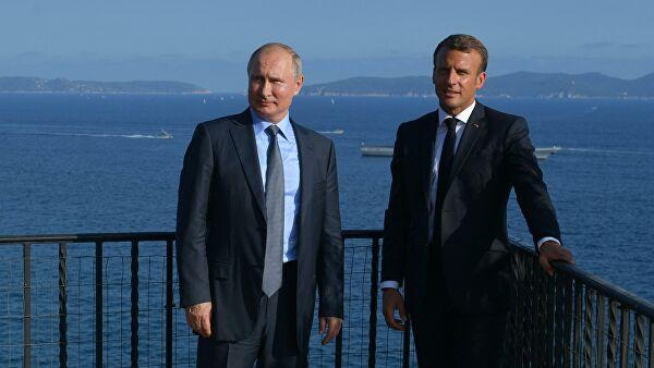 Кремљ: Позитивна природа разговора Путина и Макрона не значи подударање ставова по свим питањима