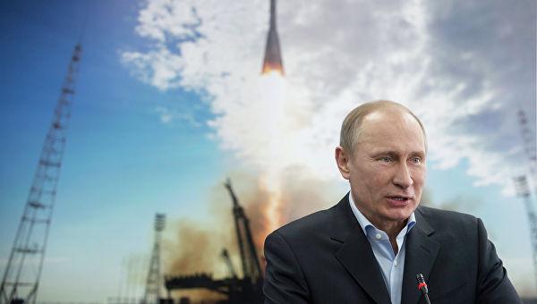 Путин разговарао с руским космонаутима на Међународној међународној станици