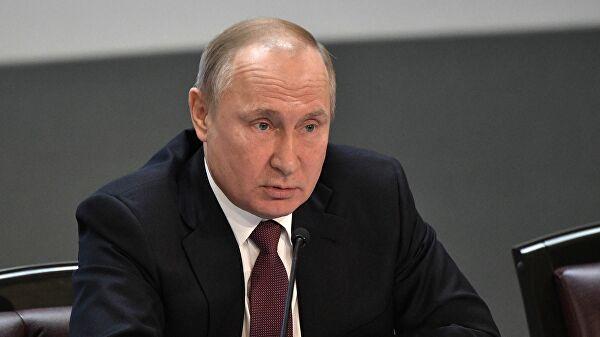 Путин: Русија тежи закључивању мировног споразума с Јапаном
