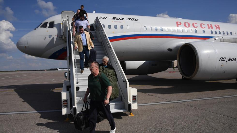 РТ: Завршена историјска размена затвореника између Русије и Украјине - Москва
