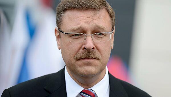 Косачов: Русија се залаже за очување међупарламентарног дијалога са САД-ом у било каквим околностима