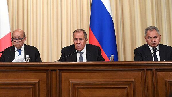 """Lavrov i Šojgu odgovorili na poziv SAD-a da Rusija """"postane normalna zemlja"""""""