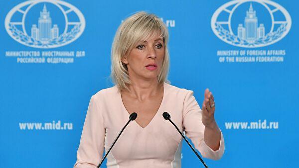 Захарова: Украјина чешће нарушава примирје него Доњецка и Луганска Народна Република
