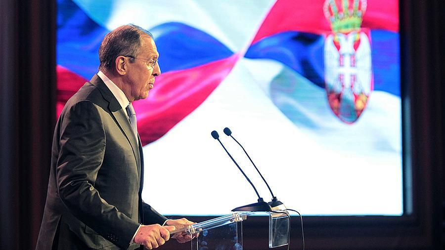 Лавров: Србија је наш водећи партнер на Балкану