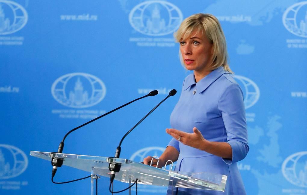 Захарова: САД морају да се извине због тога што су бомбардовале Југославију и да плате одштету