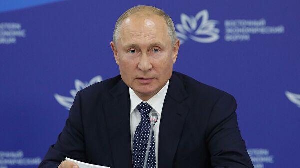 Путин: Сматрамо Израел рускојезичним говорним подручјем