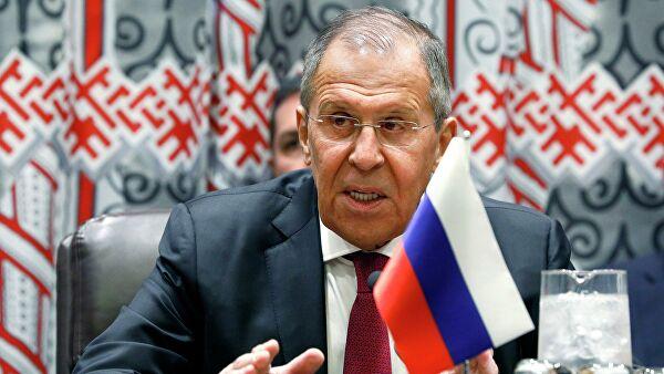 Лавров: Циљ ширења НАТО-а је агресивно одвраћање Русије, нема смисла повлачити Србију у савез