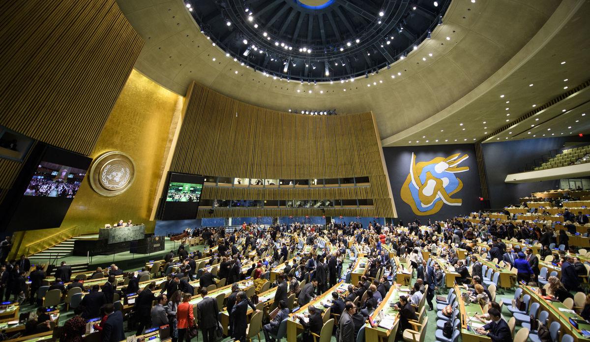 Moskva predložila da se sednice UN-a održavaju izvan SAD-a