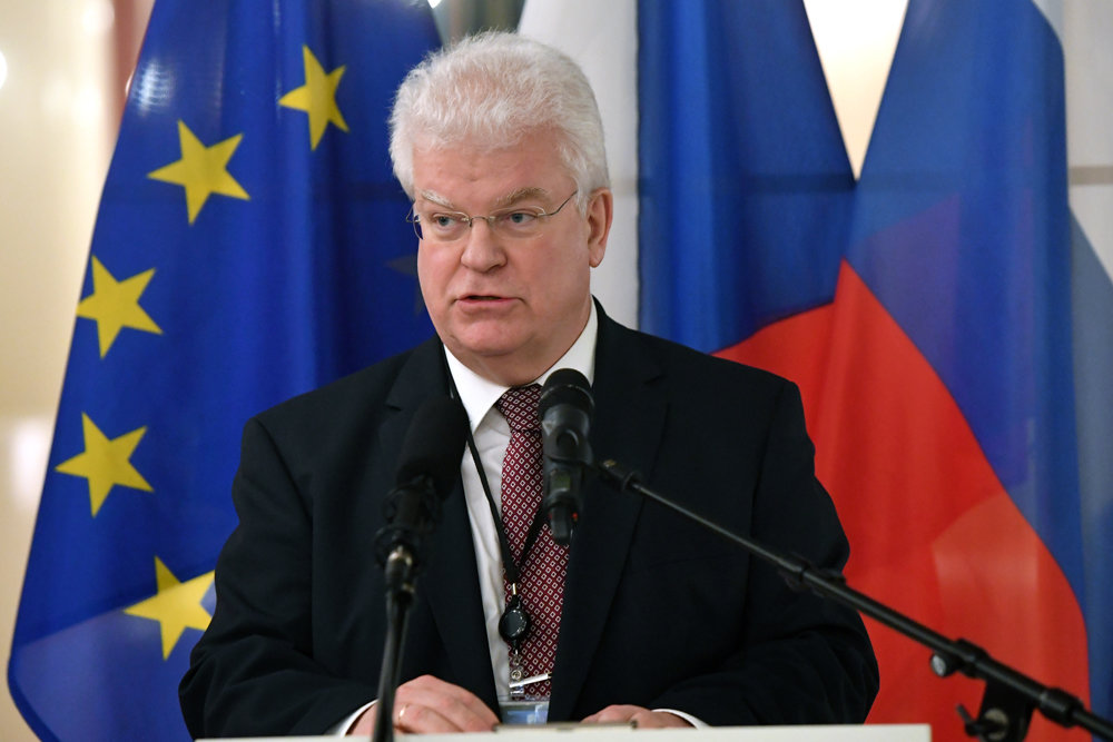 Чижов и Јункер разоварали о ситуацију на Западном Балкану и у Украјини