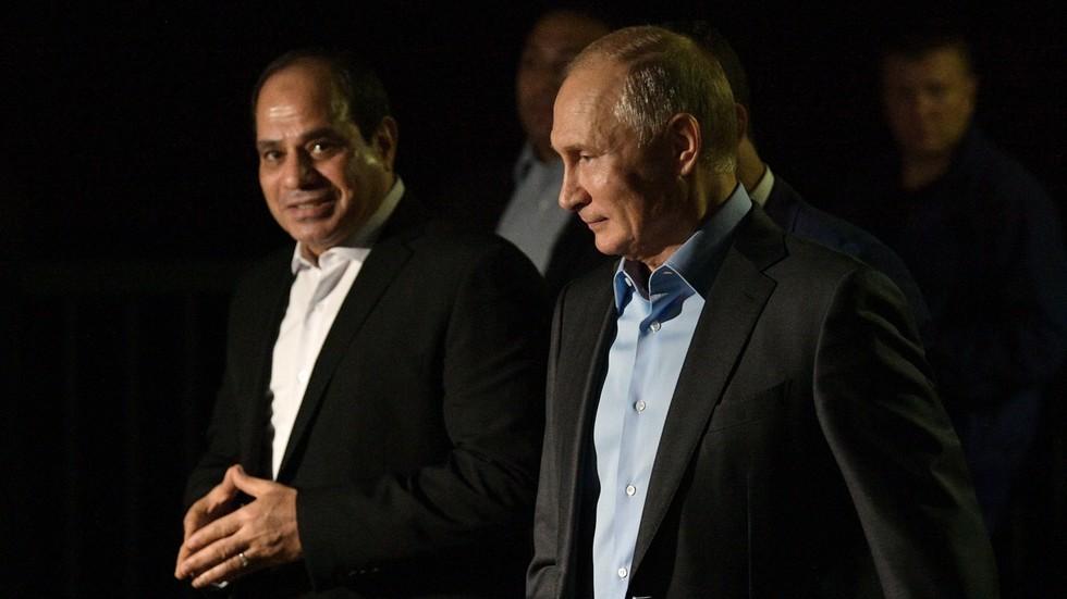 РТ: Самит Русија-Африка: Русија нуди афричким лидерима посао без услова и заштиту од притиска Запада