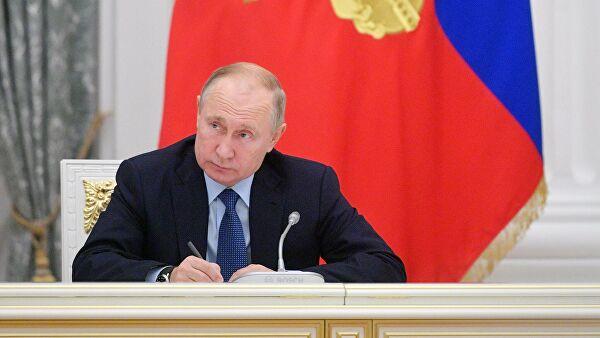 """Путин: """"Пећинска русофобија"""" објавила рат руском језику"""
