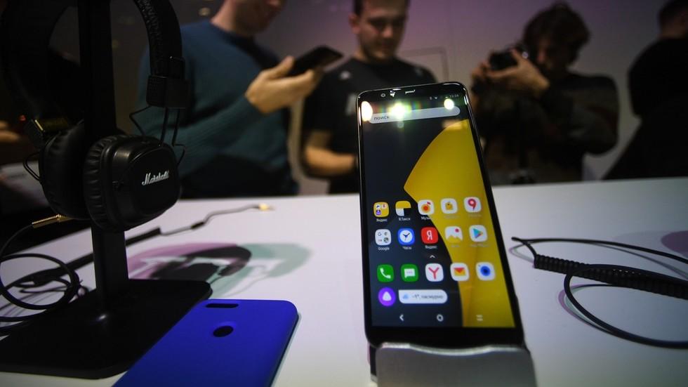 РТ: Руска дума разматра закон да руски софтвер буде обавезан на мобилним уређајима