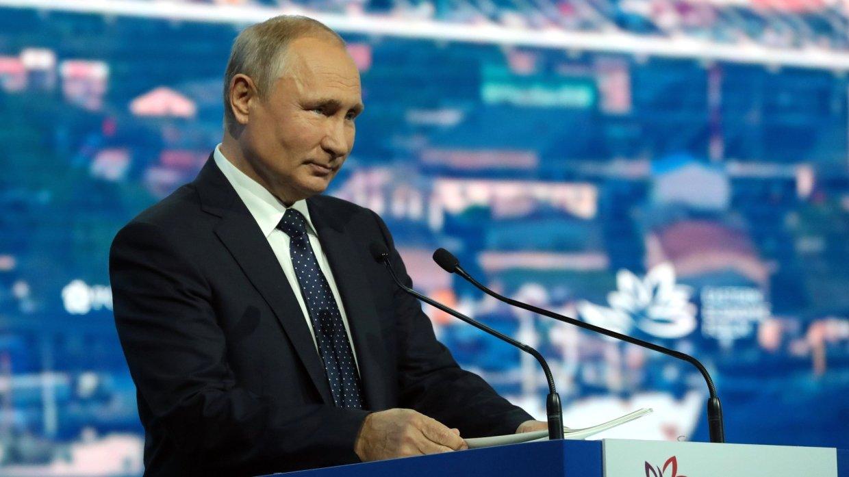 Путин: Заједнички напори верских организација помажу јачању грађанског мира и хармоније