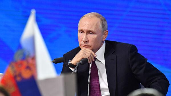 Велика Путинова конференција за штампу биће одржана 19. децембра